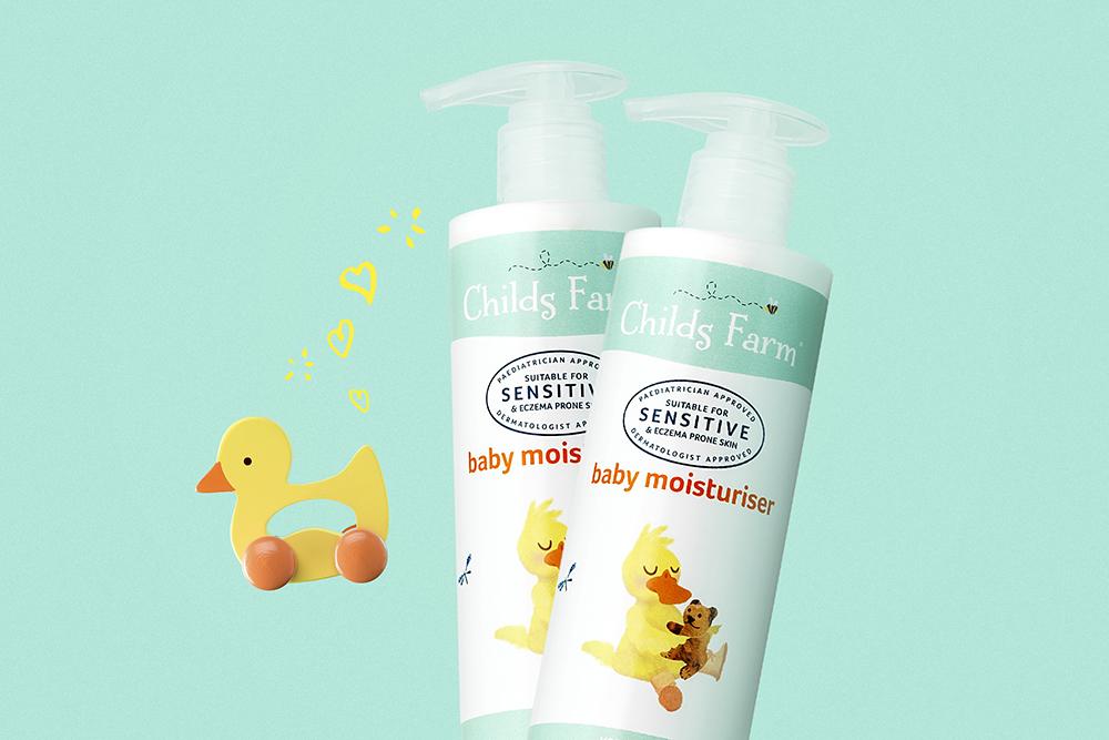 Childs Farm Baby Moisturiser Mumii Co Uk